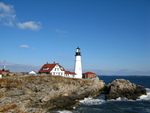 Maine Portland Head Lighthouse