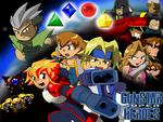 Gunstar Super Heroes GBA
