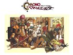 Chrono Trigger, the crew