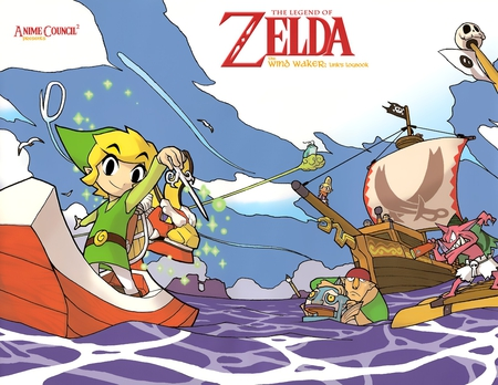 Do You Have The Wind Waker Spirit Zelda Video Games