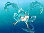 Miku is a... mermaid?