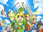 All in favor of the Wind Waker say I!