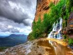 ROCKY MOUNTAIN FALLS