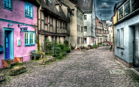 Old times, good times - hd, old, europe, nice, city, good, wallpaper, germany, c31marius, town, main, c36marius, raw, am, cool, canon, times, hdr, lohr