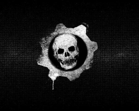 Gears Of War Logo Gears Of War Video Games Background Wallpapers On Desktop Nexus Image 734555