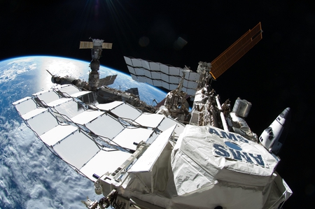 ISS-2 - iss, international, space, research
