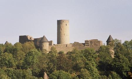 nurburg castle - castle, nice, nurburg, panorama, nurburgring