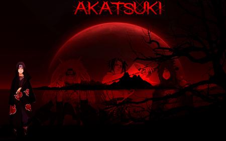 Akatsuki Naruto Anime Background Wallpapers On Desktop Nexus Image 736378