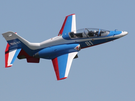 Mig Advanced Trainer - mig, jet, russian air force, training aircraft