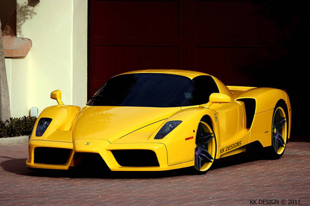 Ferrari Enzo - Ferrari & Cars Background Wallpapers on Desktop ...