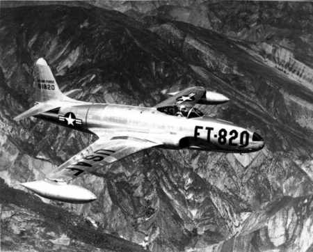 F-80 Shooting Star - shooting star, aircraft, f-80, fighter