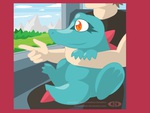 totodile set for adventure