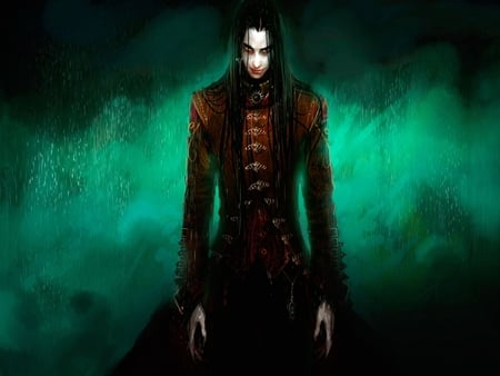 male vampire - Fantasy & Abstract Background Wallpapers on ...