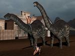 Wild wild west Dinos III