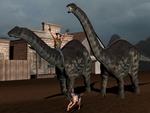 Wild wild west Dinos IV