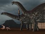 Wild wild west Dinos VI