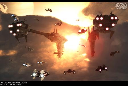 Rebel Fleet Movies Entertainment Background Wallpapers On Desktop Nexus Image 738958