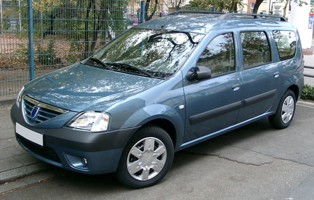 Dacia Logan Mcv Other Cars Background Wallpapers On