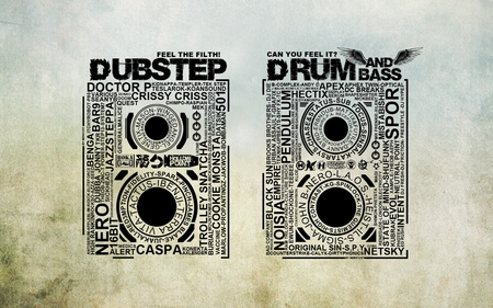 Drum and Bass VS Dubstep - state of mind, pendulum, bass, drum and bass, black sun empire, drum, noisia, dubstep, dnb, lifted music, spor