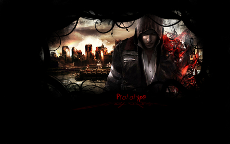 Prototypewallpaper Other Video Games Background Wallpapers On