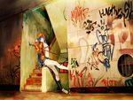 Graffiti karaoke