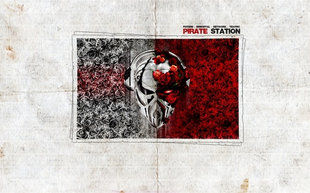 Pirate Station - bass, drum and bass, dnb, drum, pirate station