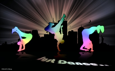 Just Dance 3d And Cg Abstract Background Wallpapers On Desktop Nexus Image 74153