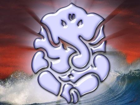 Light Ganesh  - light ganesh