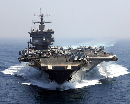 CVN 65 USS Enterprise - cvn 65, carrier, uss enterprise, navy