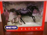 Flicka Breyer Horse