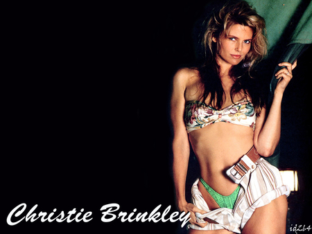 Christie Brinkley - beauty, uptown girl, model, christie
