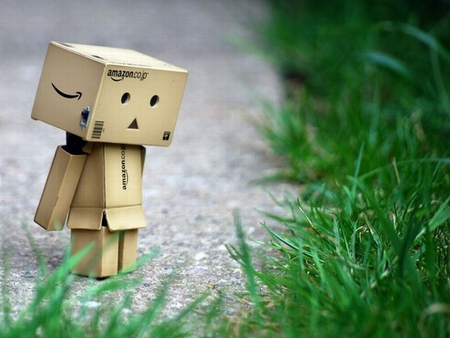 Worried-Danbo - cool, danbo, picture, worried