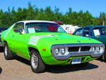 1972 Plymouth Road Runner 440