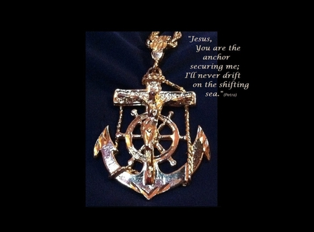 Jesus, my Anchor