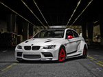 Vorsteiner BMW M3 Coupe GTRS3 Candy Cane (E92) '2011