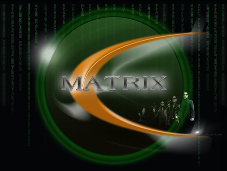 matrix - neo, green, matrix, trilogy