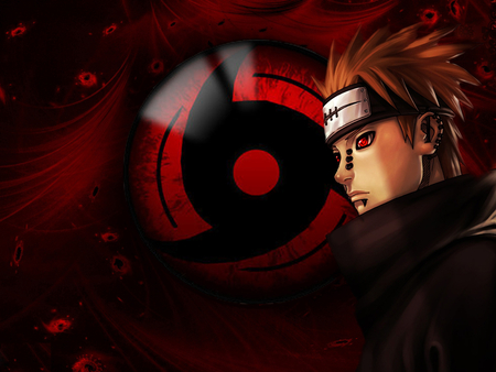 Pain Naruto Anime Background Wallpapers On Desktop Nexus
