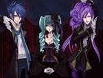 Goth Vocaloids