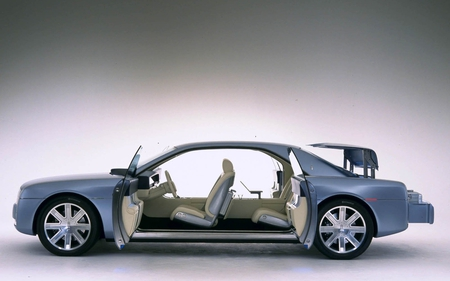 Lincoln Continental Concept - cars, continental, lincoln, concept