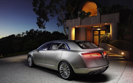 lincoln mk9 concept lincoln cars background wallpapers on