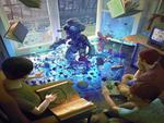 GOLEM: Toys and Magic