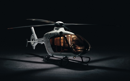 helicopter - graphics, 3d, air, helicopter