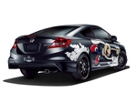 Honda Civic Si Coupe by Blink-182 (IX) '2011