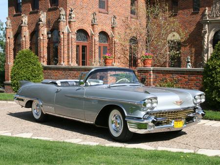 Cadillac Eldorado Biarritz '1958 - eldorado, biarritz, car, cadillac
