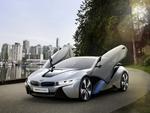 BMW i8 Concept '2011