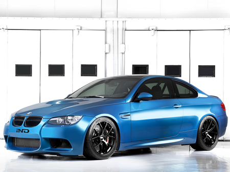 IND BMW M3 Coupe (E92) '2011 - m3, coupe, ind, bmw