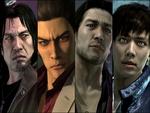 Yakuza 4 - Saejima - Kiryu - Akiyama - Tanimura