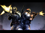 Army of Two-Back to Back