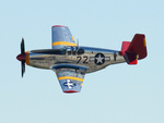 "P-51c ""Ina The Macon Belle"""