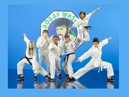 Kickin it - milton, jack, rudi, jerry, kickin it, martial arts, show, eddie